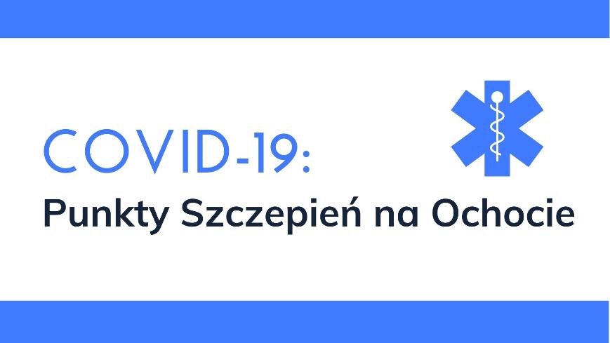 covid-19, punkty szczepień