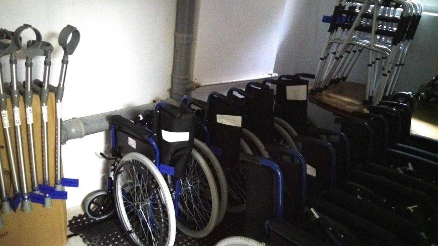Wypożyczalnia sprzętu ortopedyczno-rehabilitacyjnego